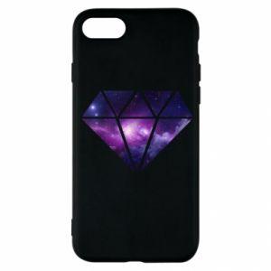 Etui na iPhone SE 2020 Cosmic crystal