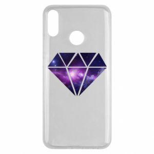 Etui na Huawei Y9 2019 Cosmic crystal