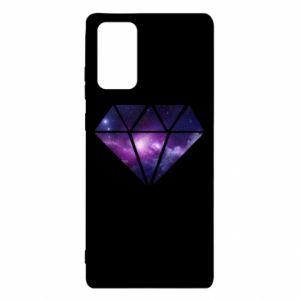 Etui na Samsung Note 20 Cosmic crystal