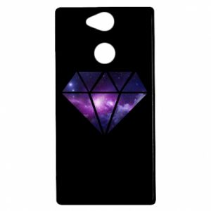 Etui na Sony Xperia XA2 Cosmic crystal
