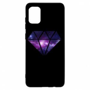 Etui na Samsung A31 Cosmic crystal