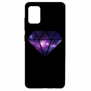 Etui na Samsung A51 Cosmic crystal