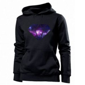 Women's hoodies Cosmic crystal