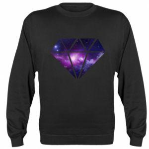 Bluza (raglan) Cosmic crystal - PrintSalon