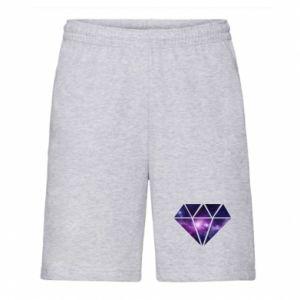 Men's shorts Cosmic crystal