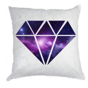 Pillow Cosmic crystal