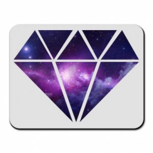 Mouse pad Cosmic crystal