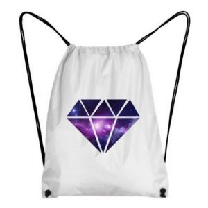 Backpack-bag Cosmic crystal