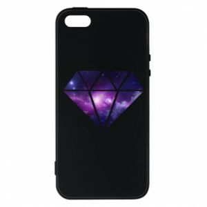 Phone case for iPhone 5/5S/SE Cosmic crystal