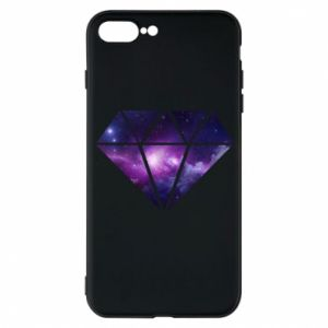 Phone case for iPhone 7 Plus Cosmic crystal
