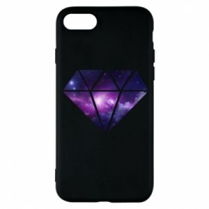 Phone case for iPhone 8 Cosmic crystal