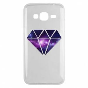 Phone case for Samsung J3 2016 Cosmic crystal