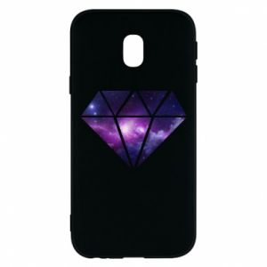 Phone case for Samsung J3 2017 Cosmic crystal
