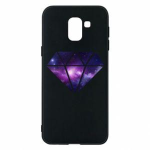 Etui na Samsung J6 Cosmic crystal