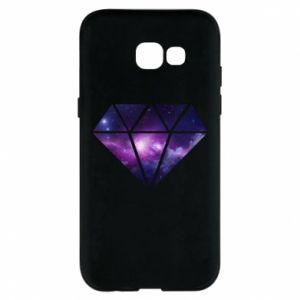 Phone case for Samsung A5 2017 Cosmic crystal