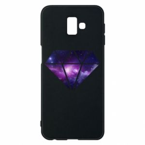Phone case for Samsung J6 Plus 2018 Cosmic crystal