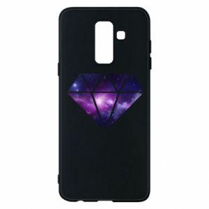 Etui na Samsung A6+ 2018 Cosmic crystal