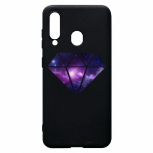 Phone case for Samsung A60 Cosmic crystal