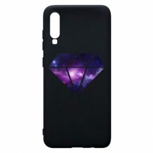 Phone case for Samsung A70 Cosmic crystal