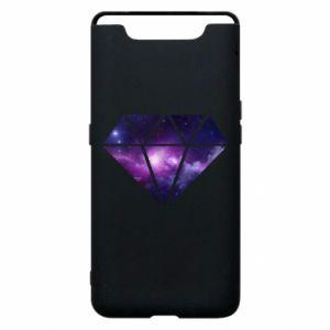 Etui na Samsung A80 Cosmic crystal