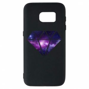 Phone case for Samsung S7 Cosmic crystal