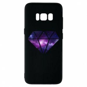 Etui na Samsung S8 Cosmic crystal