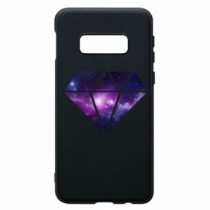 Phone case for Samsung S10e Cosmic crystal