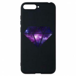 Phone case for Huawei Y6 2018 Cosmic crystal