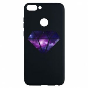 Phone case for Huawei P Smart Cosmic crystal