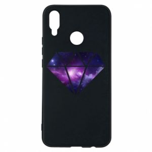 Phone case for Huawei P Smart Plus Cosmic crystal