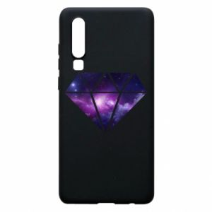 Phone case for Huawei P30 Cosmic crystal