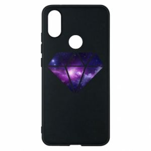 Phone case for Xiaomi Mi A2 Cosmic crystal