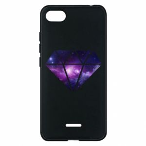 Phone case for Xiaomi Redmi 6A Cosmic crystal