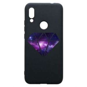Phone case for Xiaomi Redmi 7 Cosmic crystal