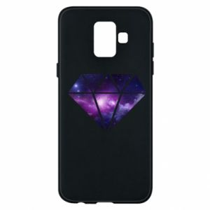 Phone case for Samsung A6 2018 Cosmic crystal