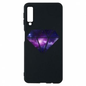 Phone case for Samsung A7 2018 Cosmic crystal