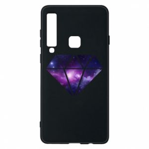 Phone case for Samsung A9 2018 Cosmic crystal