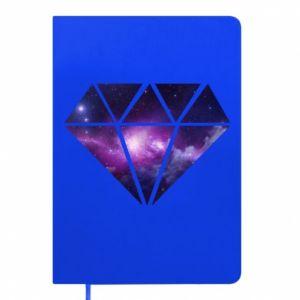 Notepad Cosmic crystal