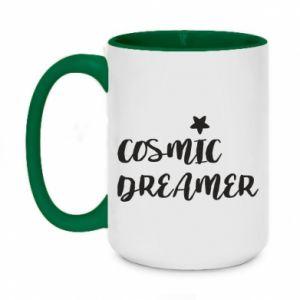 Kubek dwukolorowy 450ml Cosmic dreamer