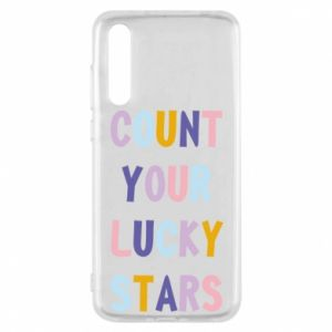 Huawei P20 Pro Case Count your lucky stars