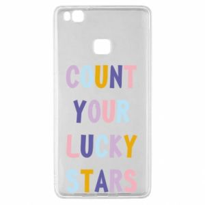 Huawei P9 Lite Case Count your lucky stars