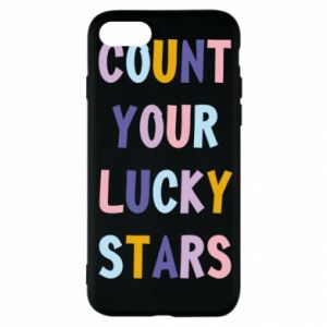 iPhone SE 2020 Case Count your lucky stars