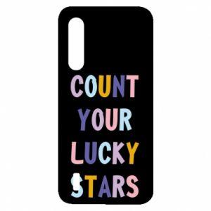 Xiaomi Mi9 Lite Case Count your lucky stars