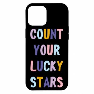 iPhone 12 Pro Max Case Count your lucky stars