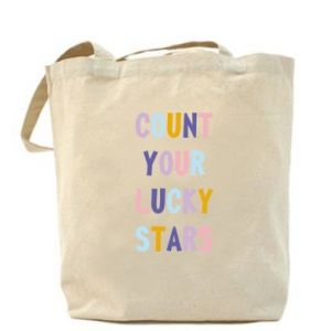 Bag Count your lucky stars