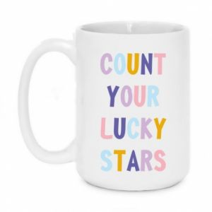 Kubek 450ml Count your lucky stars
