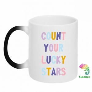 Magic mugs Count your lucky stars