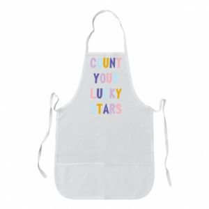Apron Count your lucky stars