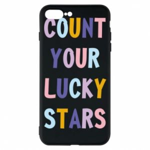 iPhone 7 Plus case Count your lucky stars