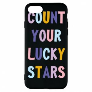 iPhone 8 Case Count your lucky stars